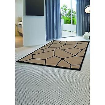 Spider Net Style Hand Tufted Wool Rugs (made In India)