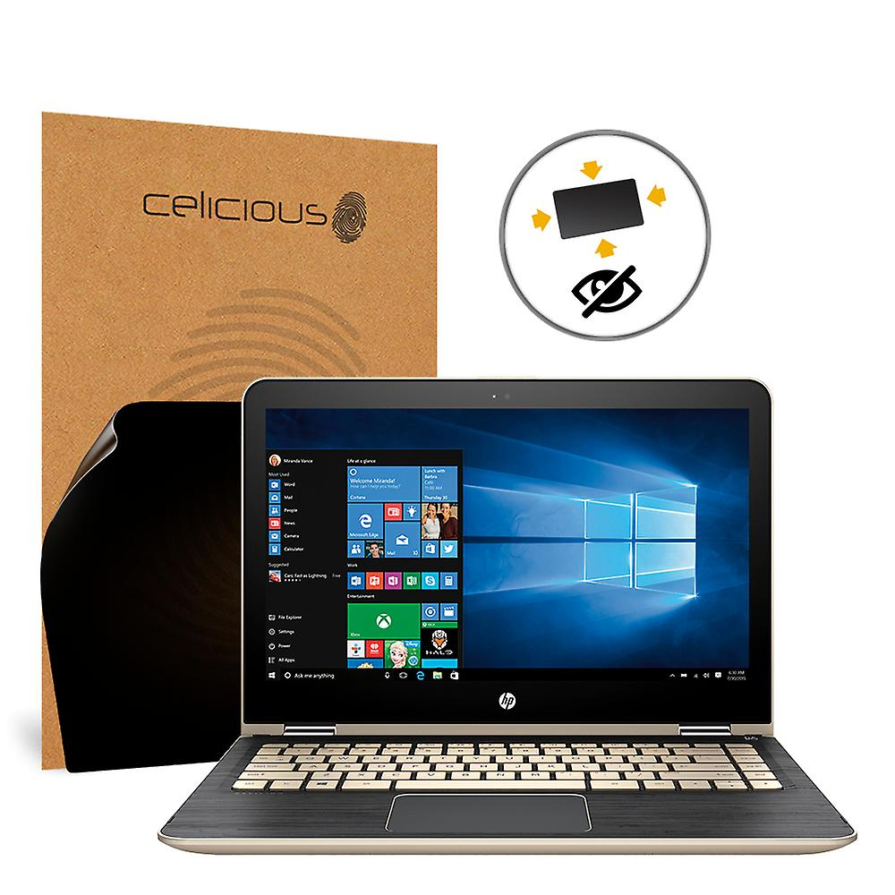 Celicious Privacy Plus 4-Way Anti-Spy Filter Screen Prougeector Film Compatible with HP Pavilion x360 13 M3 U105DX