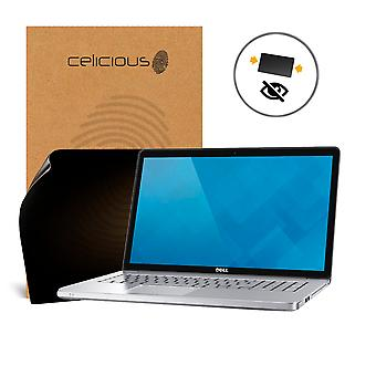 Celicious Privacy 2-Way Anti-Spy Filter Screen Protector Film Compatible with Dell Inspiron 17 7737 (Non-Touch)