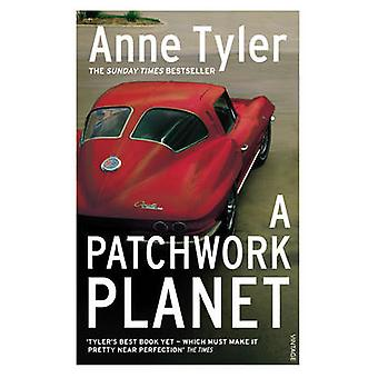 A Patchwork Planet by Anne Tyler - 9780099272687 Book
