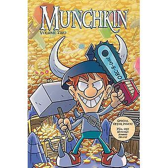 Munchkin Vol. 2 - Vol. 2 av Derek Fridolfs - Thomas Siddell - Ian McGi
