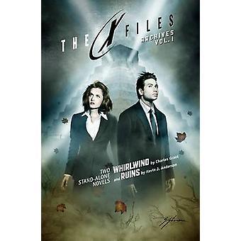 Archives de X-Files - Volume 1 - tourbillon & ruines par Anderson-