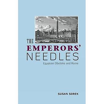 Aiguilles de l'empereur - les obélisques égyptiens et Rome par Susan Soreq - 97