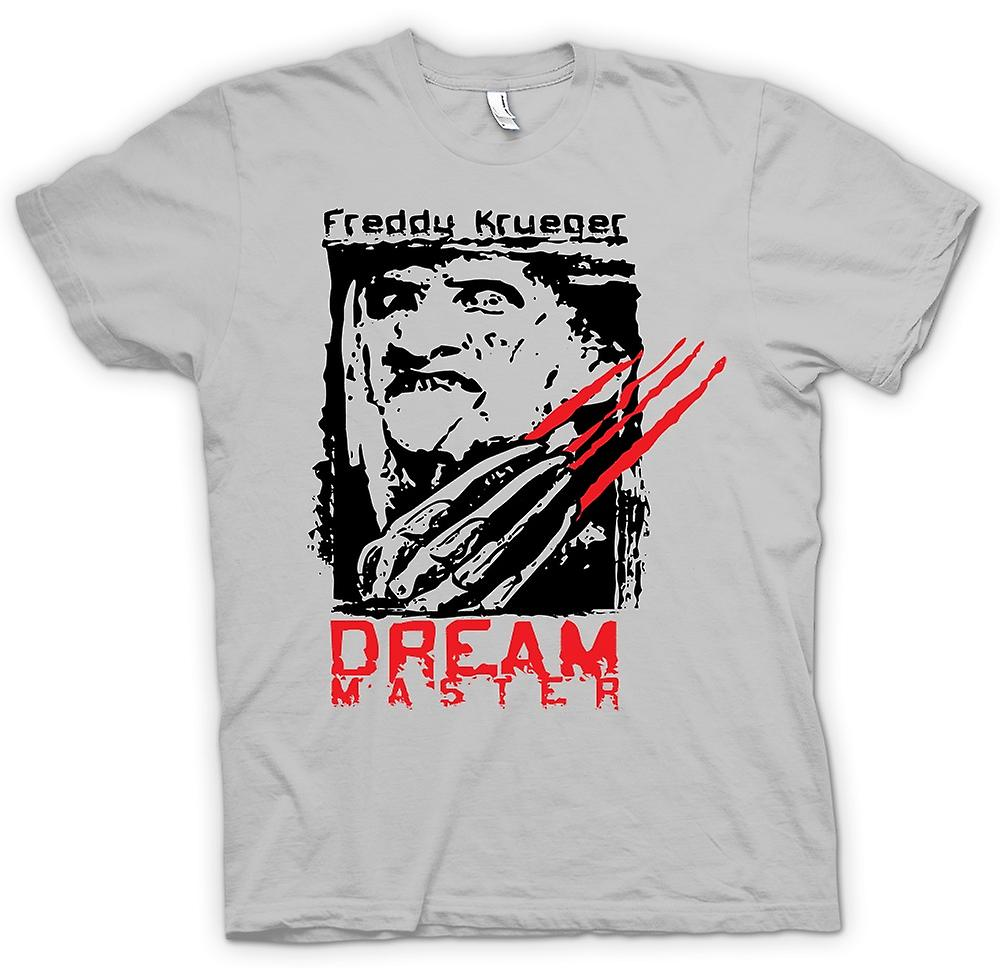 Camiseta para hombre - Freddy Krueger Dream Master - Horror