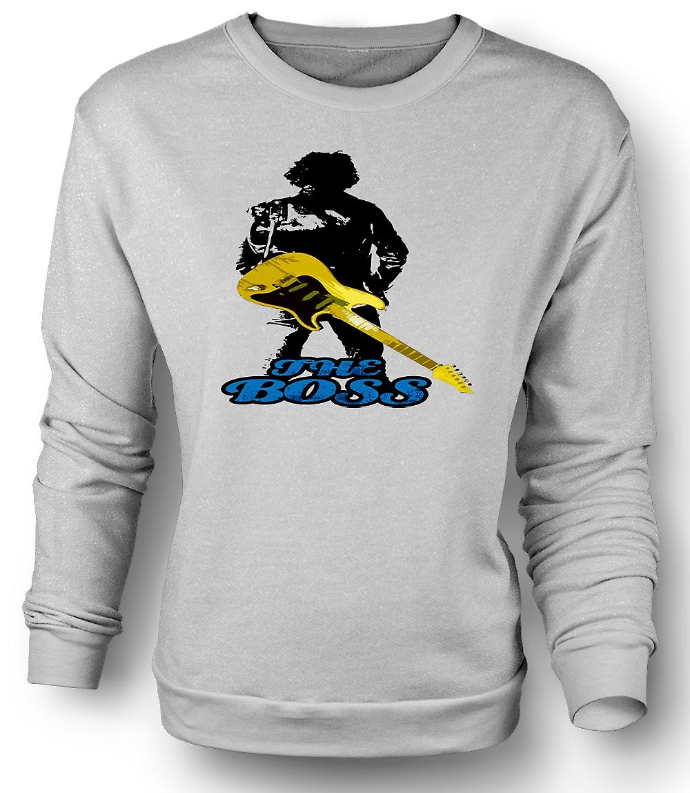 Mens Sweatshirt Bruce Springsteen - The Boss