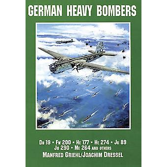 Tyske tunge bombefly - gøre 19 - FW 200, - han 177 - han 274 - JU 89 - JU 2