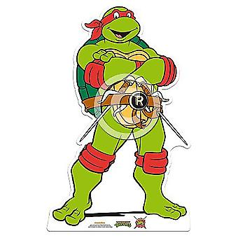 Teenage Mutant Ninja Turtles (Raphael) - Lifesize Cardboard Cutout / Standee