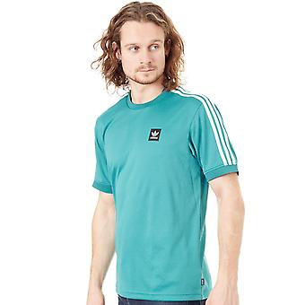 Adidas Active Green-White Club Jersey T-Shirt