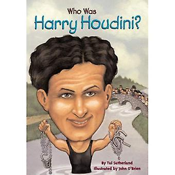 Kto był Harry Houdini