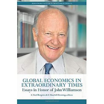 Global Economics in Extraordinary Times