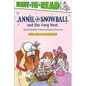 Annie and Snowball and the Cozy Nest (Ready-To-Read Annie & Snowball - Level 2 (Hardback))
