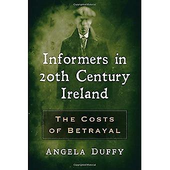 Informers in 20th Century Ireland