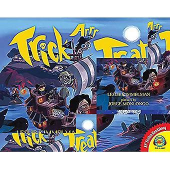 Trick Arr Treat (Av2 Fiction Readalong 2017)