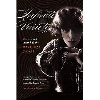Oneindige variëteit: The Life and Legend van het Marchesa Casati de Ultimate Edition