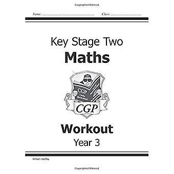 KS2 Year 3 Maths: Workout Book (Maths Workout)