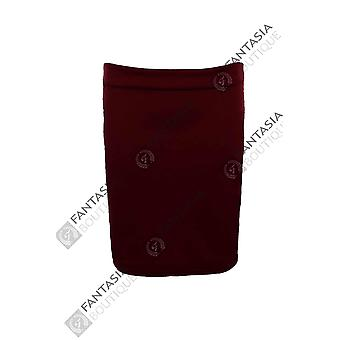 Ladies Plus Size Casual Stretch Women's Fitted Bodycon Mini Short Skirt