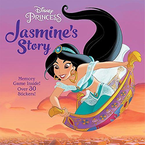 Jasmine's Story (Disney Aladdin) (Pictureback(r))