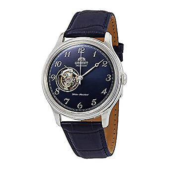 Orient Automatic Analog Man with leather RA-AG0015L10B