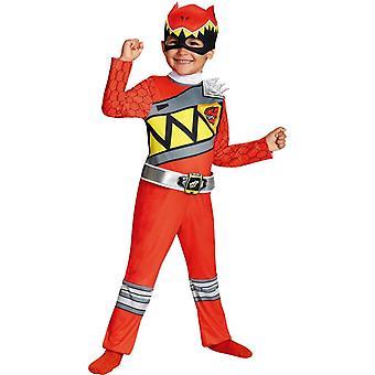 Red Ranger Dino Toddler Costume