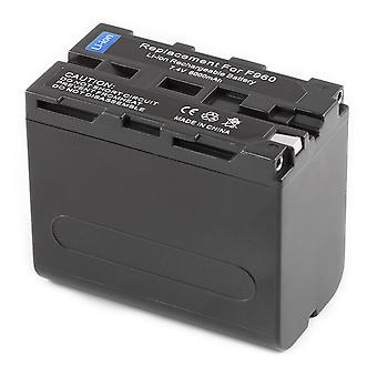 Batteria per Sony NP-F960 L-serie DCR-SC100 DCR-TRV320E DCM-M1 DCR-TRV110E dcm-m1 dcr-trv110e dcr-trv320
