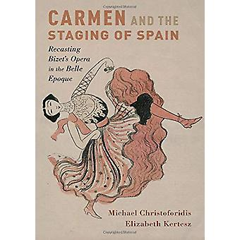 Carmen i inscenizacja Hiszpania - przekształcenie Opery Bizeta w Belle