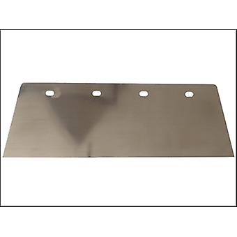 FLOOR SCRAPER BLADE 300MM (12IN) STAINLESS STEEL