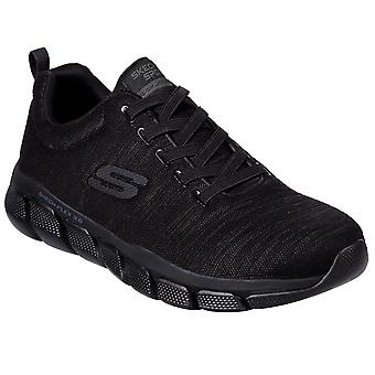Mens Skechers Skech Flex 3.0 Strongkeep Relaxed Fit Lightweight Trainers