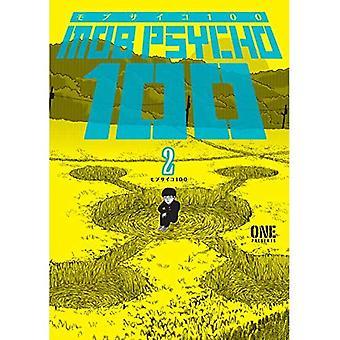 Mob Psycho 100 volym 2