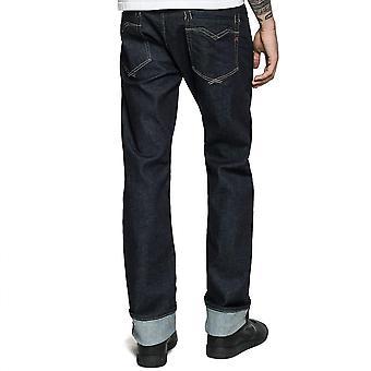 Replay Foreverdark Newbill Comfort Fit Jeans