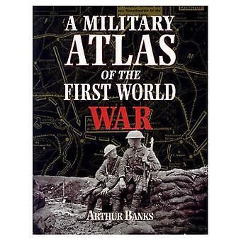 Un atlas militar de la primera guerra mundial