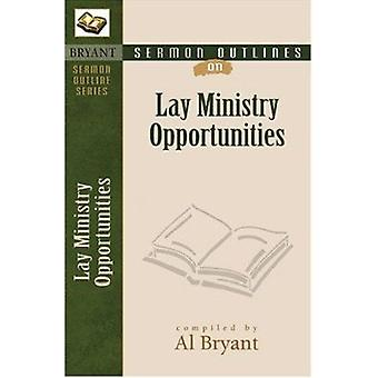 Lay Ministry Opportunities by Al Bryant - 9780825420948 Book