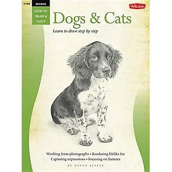Drawing - Dogs and Cats - Learn to Draw Step by Step by Nolon Stacy - 9