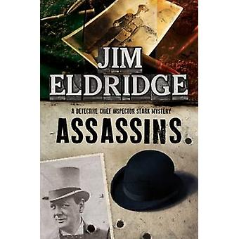 Assassins - A British mystery series set in 1920s London by Jim Eldrid