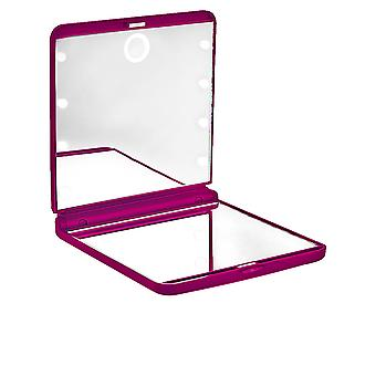Beter Espejo Oh! Lichte Touch tweepersoons plegable con Luz LED #rosa Unisex