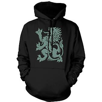 Kids Hoodie - Dragon gallois - Heraldy - Cool