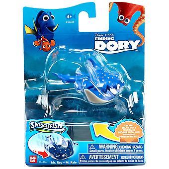 Finding Dory -  Mr. Ray  - Swigglefish