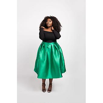 Emerald Green Mona Skirt