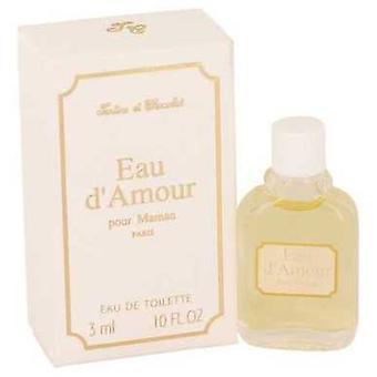 Eau D'amour Pour Maman Tartine Et Chocolat Di Givenchy Mini Edt .10 Oz (donne) V728-537484