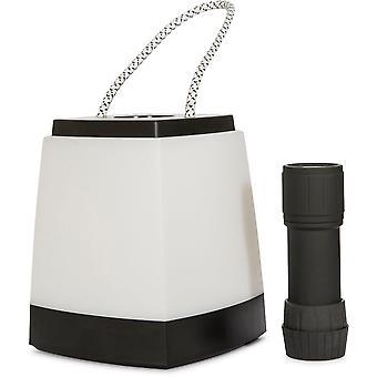 Trespass Mens shinin tocha removível handheld Camping Lamp