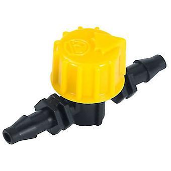 Válvula de controle de fluxo de HOZELOCK - 4 mm (jardim, jardinagem, irrigação)