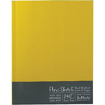 Flexi Sketch Blank Sketchbook 11