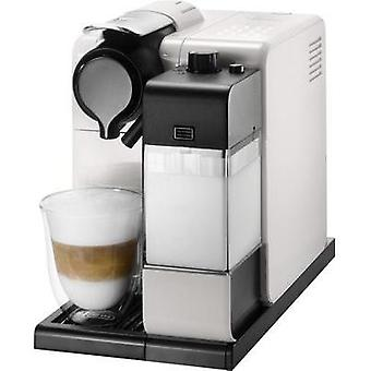 DeLonghi EN.550.W Capsule coffee machine White incl. milk jug, One Touch, incl. capsules