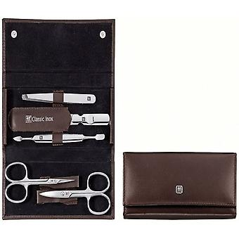 Zwilling Snap Case, Skin Legitimate Brown 5 Pieces