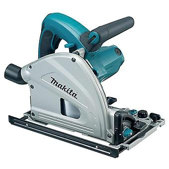 Makita SP6000J1 240v duik Cut zag Kit met 2 x 1.4m Rails