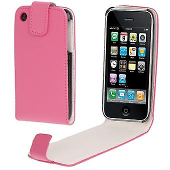 Cover flip zak voor mobiele telefoon Apple iPhone 3 G & 3GS
