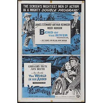 De wereld in zijn armen Movie Poster Print (27 x 40)