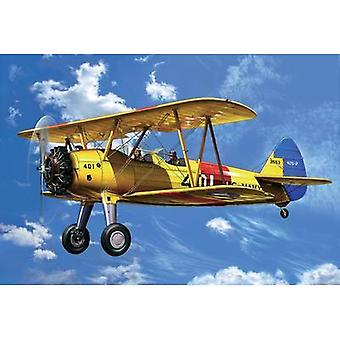 Revell 4676 Stearman Kaydet Aircraft assembly kit 1:72