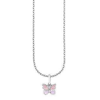 Princess Lillifee child kids necklace silver Butterfly PLFS/47 9065035