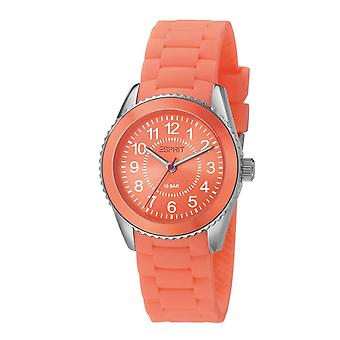 ESPRIT kids watch kids watch girl of mini marin 68 coral ES106424007