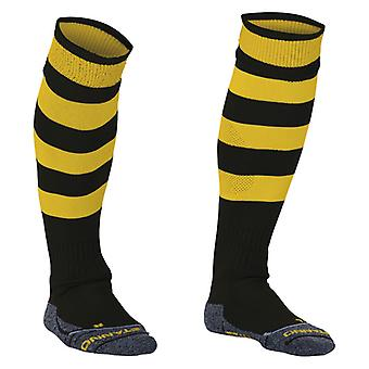 STANNO Ring Socks [black/gold] junior
